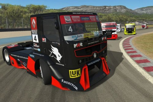Renault Trucks Racing - zagraj