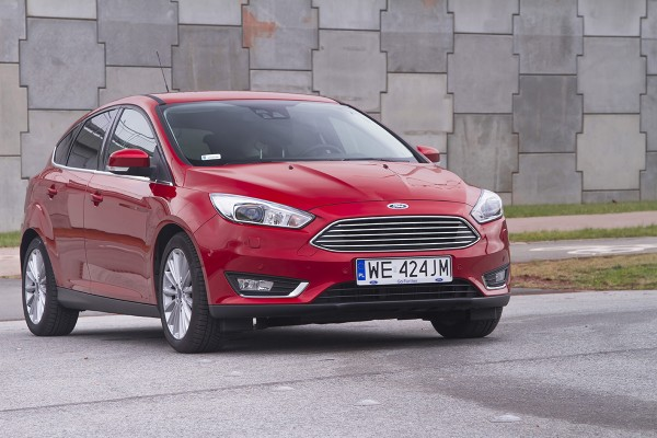 Ford Focus - test video  - motogazeta mojeauto.pl