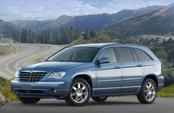 Chrysler Pacifica - Forum