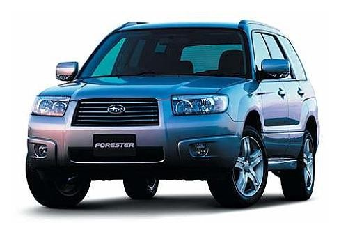 Facelifting Forestera