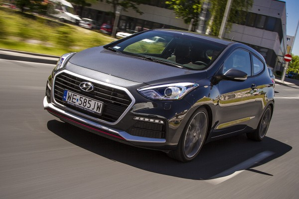 Hyundai i30 Turbo – test video  - motogazeta mojeauto.pl