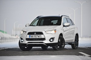 Mitsubishi ASX 2.2 DiD AT Ralliart