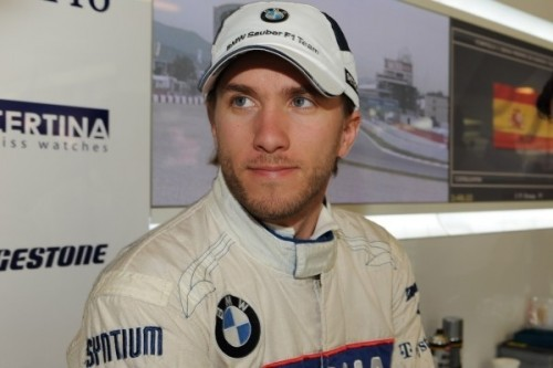 F1: Heidfeld do Mercedesa