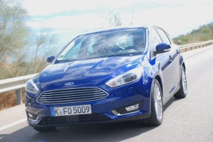 Ford Focus po liftingu - europejska premiera