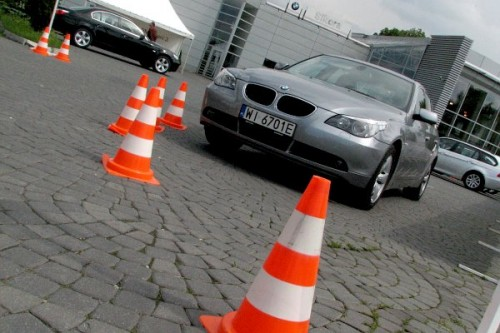 BMW Road Show
