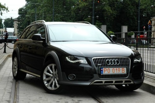 Audi A4 Allroad: Między SUV-em a kombi + [VIDEO]