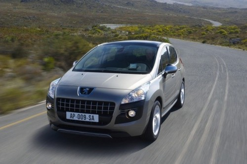 Peugeot 3008: 308 na obcasach + [VIDEO]