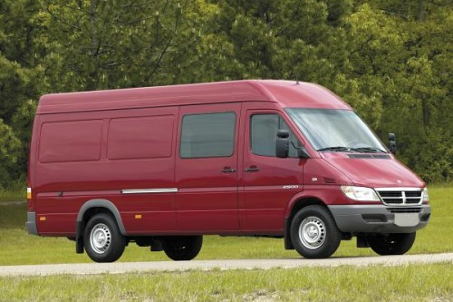 Nowy Dodge Sprinter