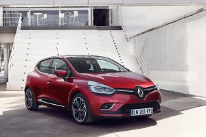 Renault Clio face-lifting 2016