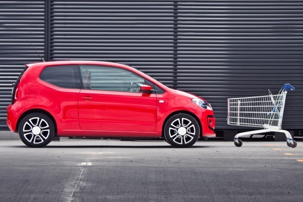 Volkswagen Up!: VIDEO-TEST  - motogazeta mojeauto.pl