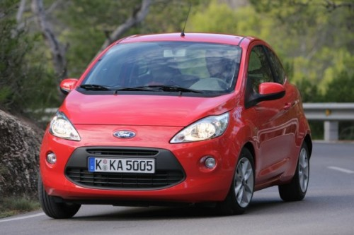 Ford Ka: Nowa sztuKa + [VIDEO]