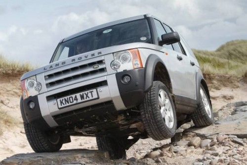 Land Rover Discovery: Historia cz. 3