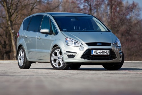 Ford S-MAX: Ekspress-bus