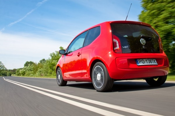 Testy mojeauto.pl: Volkswagen Up! - video w mojeauto.tv