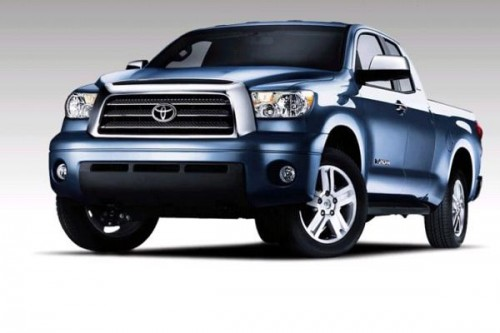 Toyota Tundra: Pick-up XXL