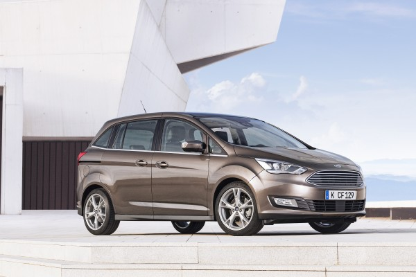 Ford Grand C-Max po liftingu  - motogazeta mojeauto.pl