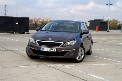 Peugeot 308 1,2 PureTech – Trzy cylindry na tak