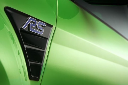 Ford Focus RS w 2015 roku