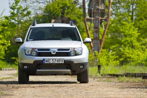 Dacia Duster to