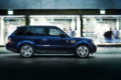 Nowy Rang Rover Sport