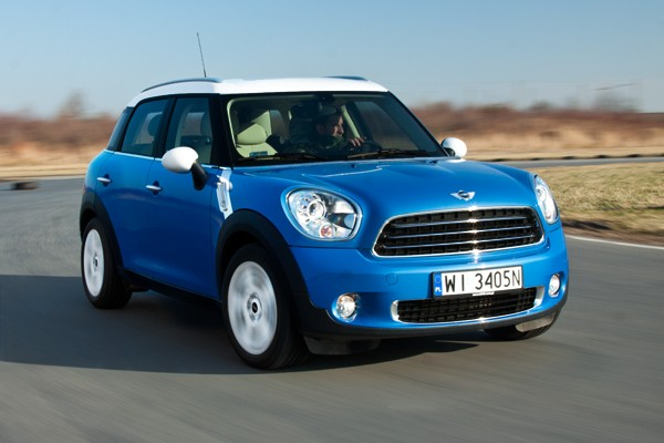 Testy mojeauto.pl: Mini Countryman - video w mojeauto.tv