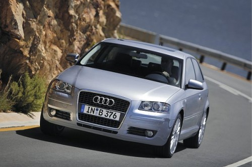 Facelifting A3