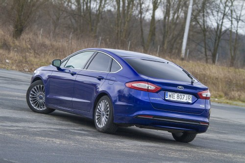 Nowy Ford Mondeo: test-video