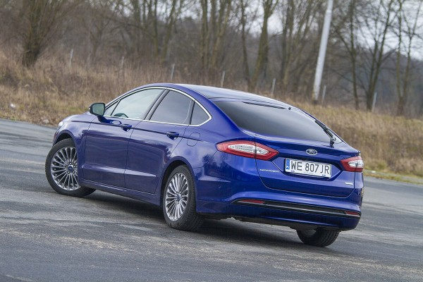 Nowy Ford Mondeo: test-video  - motogazeta mojeauto.pl