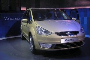 IAA Frankfurt 2005 Ford Galaxy
