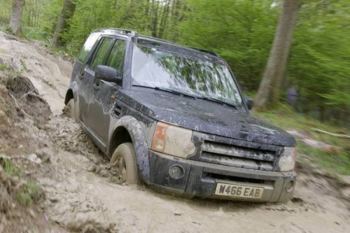 Land Rover Discovery: Historia cz. 2