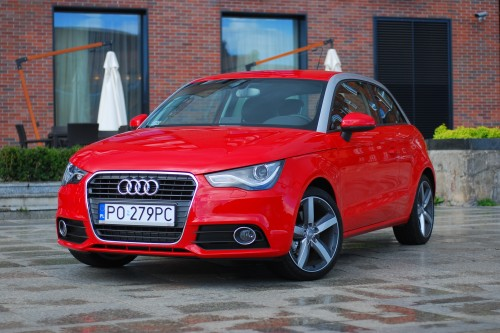 Audi A1: Maluch z dobrego domu + [VIDEO]