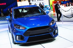 Geneva Motor Show 2015: Ford Focus RS