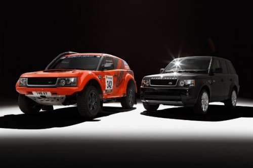 Land Rover partnerem Bowlera