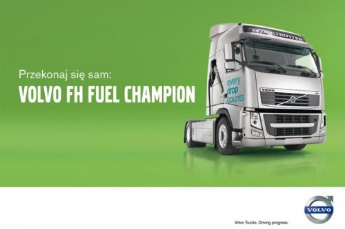 Volvo FH Fuel Champion