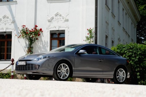 Renault Laguna Coupe: VIDEO-TEST