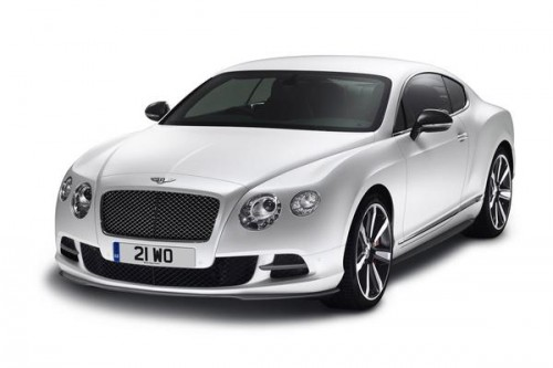 Karbonowy Bentley Continental