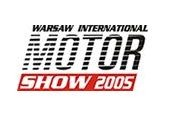 Warsaw International Motor Show 2005