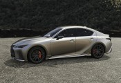 Lexus IS po tuningu TRD