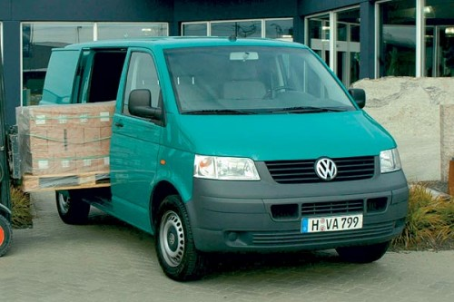 Tytuł Van of the Year 2004 dla VW Transporter