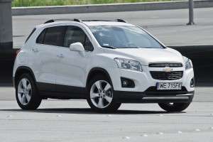 Testy mojeauto.pl: Chevrolet Trax