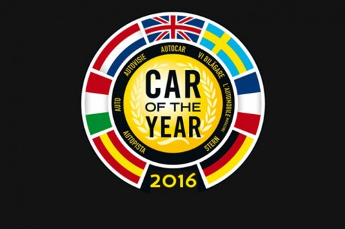 Car Of The Year 2016 - lista nominowanych