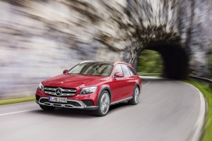 Mercedes Klasa E All Terrain