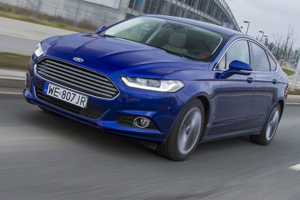 Ford Mondeo - test video  - motogazeta mojeauto.pl