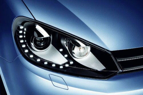 Polo i Golf z LED-ami