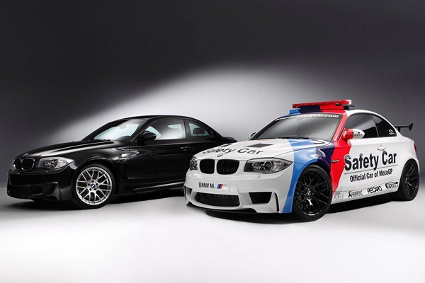 BMW Seria 1 M Coupe MotoGP Safety Car 2011  - motogazeta mojeauto.pl