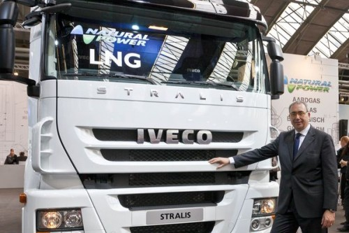 Stralis LNG Natural Power
